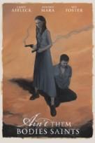 Ain't Them Bodies Saints - Movie Poster (xs thumbnail)