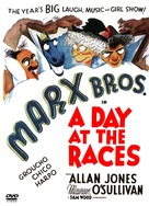 A Day at the Races - DVD movie cover (xs thumbnail)