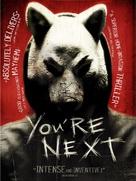 You're Next - DVD cover (xs thumbnail)