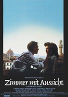 A Room with a View - German Movie Poster (xs thumbnail)