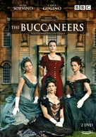 """""""The Buccaneers"""" - Finnish DVD movie cover (xs thumbnail)"""
