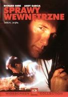 Internal Affairs - Polish Movie Cover (xs thumbnail)