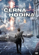 The Darkest Hour - Czech DVD cover (xs thumbnail)