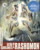 Rashômon - Blu-Ray movie cover (xs thumbnail)
