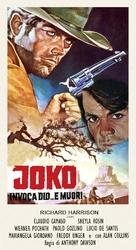 Joko invoca Dio... e muori - Italian Movie Poster (xs thumbnail)