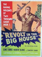 Revolt in the Big House - Movie Poster (xs thumbnail)