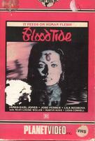 Blood Tide - VHS cover (xs thumbnail)
