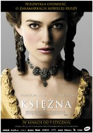 The Duchess - Polish Movie Poster (xs thumbnail)