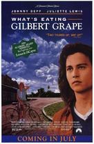 What's Eating Gilbert Grape - Movie Poster (xs thumbnail)