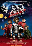 Space Chimps - Spanish Movie Poster (xs thumbnail)