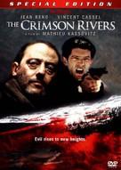 Les rivières pourpres - DVD cover (xs thumbnail)