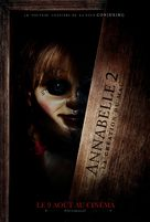 Annabelle: Creation - Swiss Movie Poster (xs thumbnail)