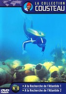 """""""The Cousteau Odyssey"""" - French Movie Cover (xs thumbnail)"""