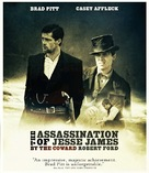 The Assassination of Jesse James by the Coward Robert Ford - Movie Cover (xs thumbnail)