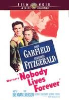 Nobody Lives Forever - DVD cover (xs thumbnail)