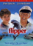 Flipper - DVD movie cover (xs thumbnail)