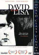 David and Lisa - DVD cover (xs thumbnail)
