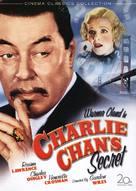 Charlie Chan's Secret - DVD cover (xs thumbnail)