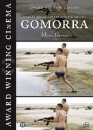Gomorra - Dutch DVD cover (xs thumbnail)