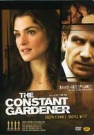 The Constant Gardener - South Korean DVD cover (xs thumbnail)