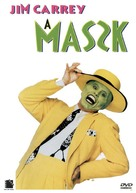 The Mask - Hungarian Movie Cover (xs thumbnail)
