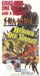 Heroes Die Young - Movie Poster (xs thumbnail)