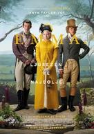 Emma - Slovenian Movie Poster (xs thumbnail)