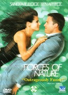 Forces Of Nature - Dutch DVD movie cover (xs thumbnail)