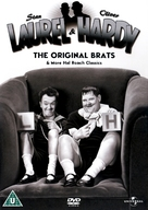 Brats - British DVD cover (xs thumbnail)