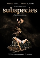 Subspecies - Movie Cover (xs thumbnail)