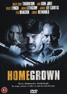 Homegrown - Danish DVD cover (xs thumbnail)