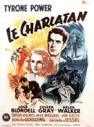 Nightmare Alley - French Movie Poster (xs thumbnail)