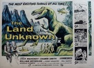 The Land Unknown - British Movie Poster (xs thumbnail)
