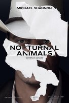 Nocturnal Animals - French Movie Poster (xs thumbnail)