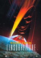 Star Trek: Insurrection - Italian Movie Poster (xs thumbnail)