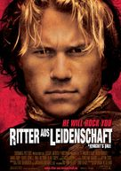 A Knight's Tale - German Movie Poster (xs thumbnail)
