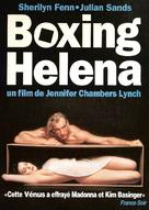 Boxing Helena - French DVD cover (xs thumbnail)