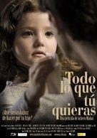 Todo lo que tú quieras - Mexican Movie Poster (xs thumbnail)