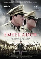 Emperor - Spanish Movie Poster (xs thumbnail)