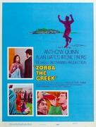 Alexis Zorbas - Movie Poster (xs thumbnail)