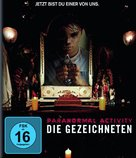 Paranormal Activity: The Marked Ones - German Blu-Ray cover (xs thumbnail)
