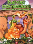 The Land Before Time VI: The Secret of Saurus Rock - Dutch DVD cover (xs thumbnail)