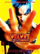 Velvet Goldmine - French Movie Poster (xs thumbnail)