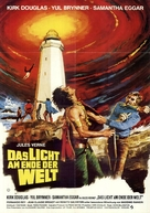 The Light at the Edge of the World - German Movie Poster (xs thumbnail)