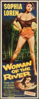 La donna del fiume - Movie Poster (xs thumbnail)
