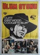 Coogan's Bluff - Turkish Movie Poster (xs thumbnail)