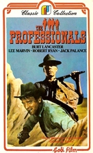 The Professionals - Argentinian Movie Cover (xs thumbnail)
