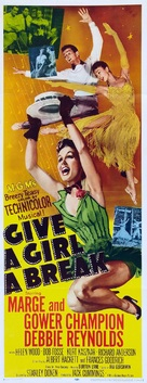 Give a Girl a Break - Movie Poster (xs thumbnail)