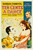 Ten Cents a Dance - Movie Poster (xs thumbnail)
