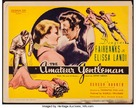 The Amateur Gentleman - Movie Poster (xs thumbnail)